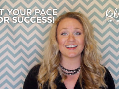Set Your Pace for Success