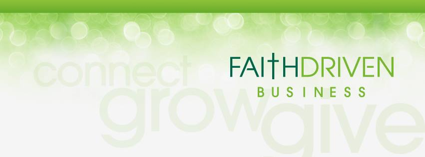 Now Contributing to FaithDrivenBusiness.com!