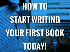 Start Writing Today