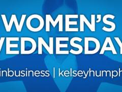 Women's Wednesdays – The Blazy Group