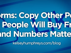 Numbers Matter for Your Message!