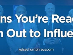 When to Reach out to an Influencer