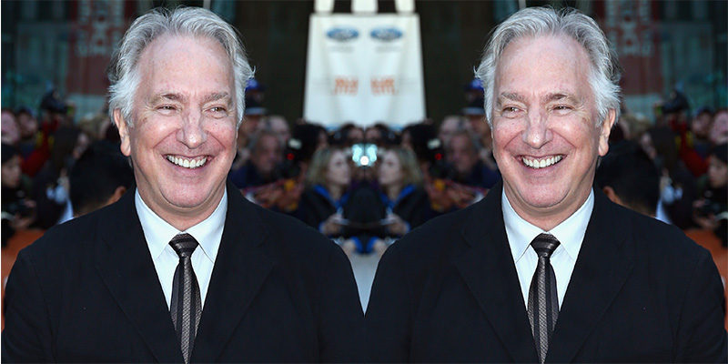 5 Reasons To Never Give Up On Your Dreams, As Told By Alan Rickman