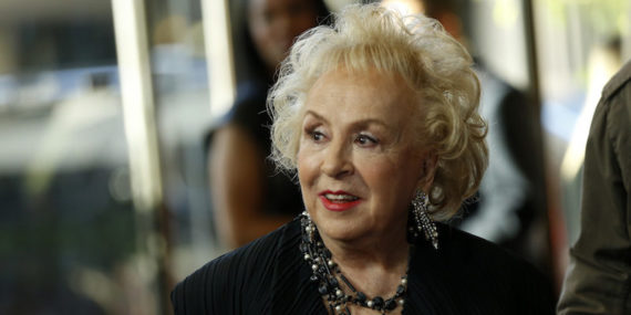 5 Keys To Living A Successful And Full Life, As Told By Doris Roberts