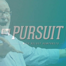 The Pursuit: 'What Do You Want to Fill Your Bucket With?'
