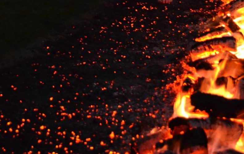 THE FIRE WALK
