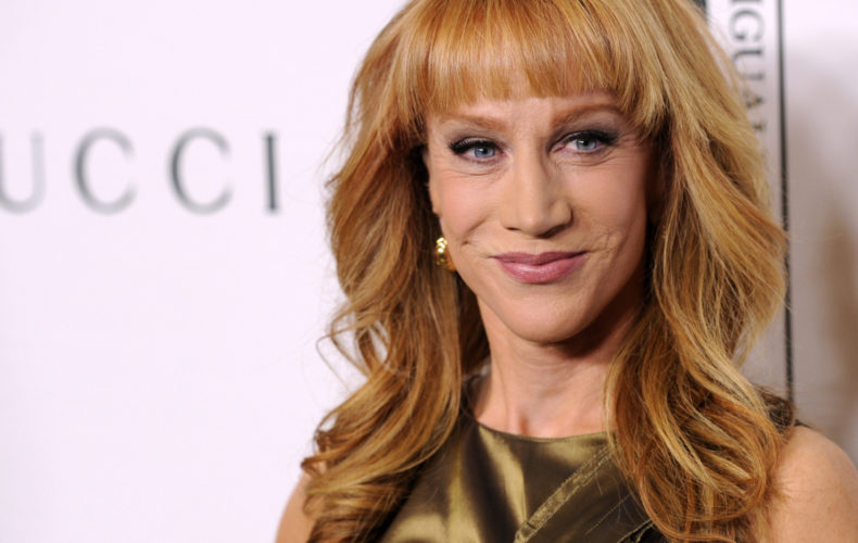 How Kathy Griffin Built Her $15 Million Brand