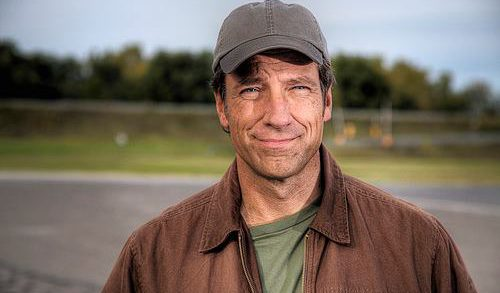 Coming 2017 : Mike Rowe