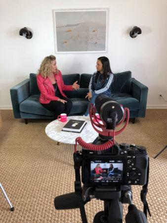 Comedian Anjelah Johnson Interview From Bon Qui Qui Nail
